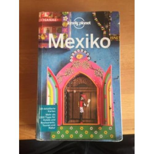 Mexiko Führer lonely planet