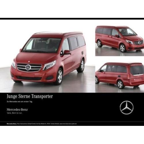 Mercedes-Benz V 220 Marco Polo Edition 7GT+LED+Distr+AHK 2,5t